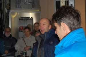 Vorstandsmitglied Jan Stoye erklärt ein paar Details.